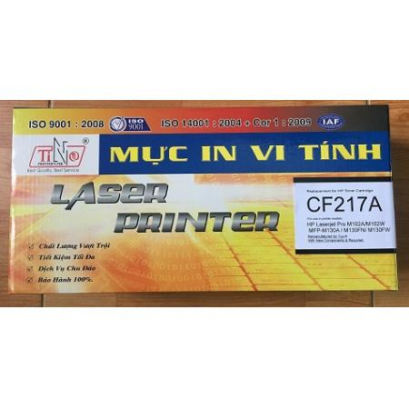 Mực in HP 17A - CF217A